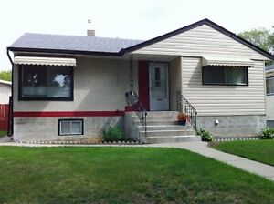 Central 1-bdrm bsmt Suite & Garage in Forrest Heights