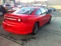 2003 Chevrolet Cavalier automatic only with 110000 km