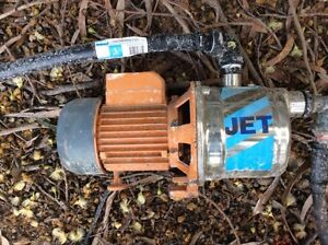 Jet water pump - used to pump water from 50,000l pool Panorama Mitcham Area Preview