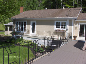 House for sale in Dalhousie NB with beautiful view!