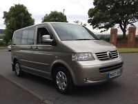 2007 VW CARAVELLE SE TDI 174 BHP PEOPLE CARRIER