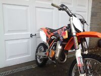 Ktm sx85 2013