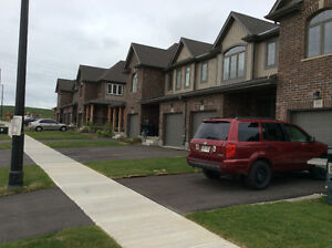 NEW TOWN HOUSE IN DESIRABLE LOCATION IN WATERLOO