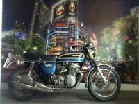 1974 Honda CB750 Petrol Manual