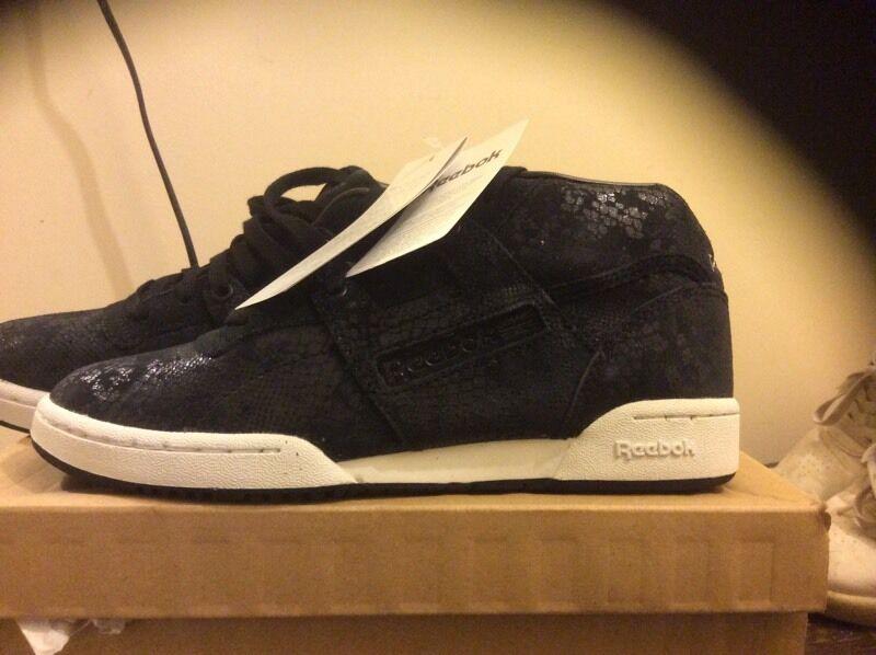 reebok classic trainers size 4