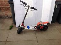 Goped scooter