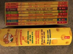 BUBBA - Geronimo Stilton Books