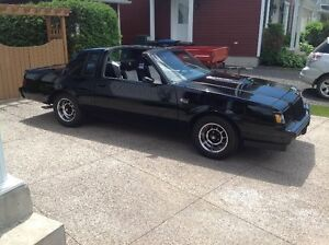 1987 Buick Regal Grand National 100% original only 11 900km