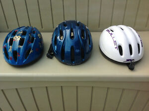 Children Size Helmets - Each $5