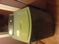 2 non working washing machines and fridge for sale/parts