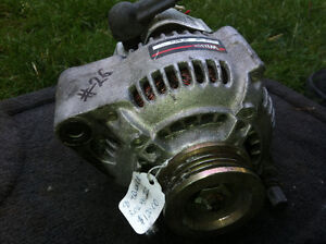 1991 Toyota 4Runner 3.0L alternator #26