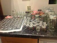 Jam Jars, Jam Making, Storage