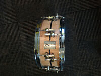 Sonor Benny Greb signature snare. Amazing shape,only studio use