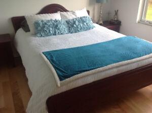 Tête de lit Avec base
