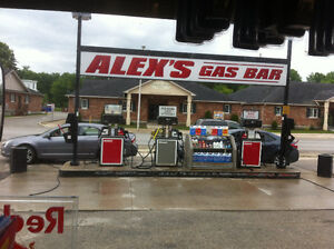 GAS STATION FOR LEASE (Independent)