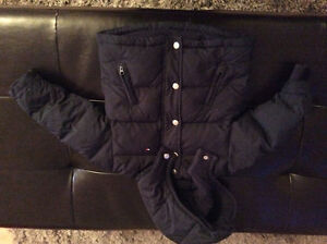Tommy Hilfiger goose down winter jacket. Size 2