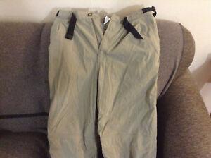 Vintage North Face Belted Hiking Pants
