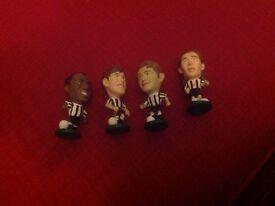Newcastle 1996/7 figurines
