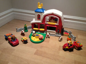 Ferme Fisher Price Little People's