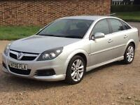 2006 Vauxhall Vectra 1.9CDTi 16v SRi (150ps ) With Satellite Navigation