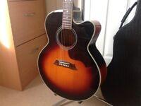Vintage guitar Hohner 330 electro acoustic