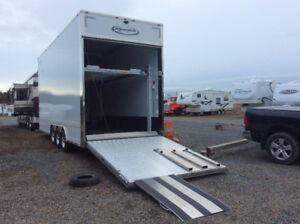 # Two car trailer