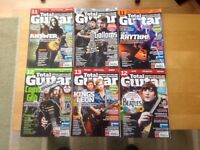 Total Guitar magazine from 2009 with CD's
