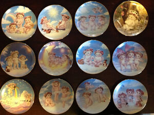 Dreamsicle Plate Collection