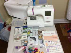 Sewing Machine, Embroidery Style
