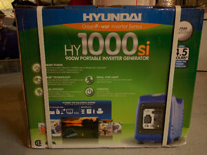 Hyundai Inverter Power Generator