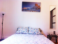 100% Furnished room Ideal for students and professional