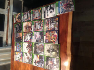 Xbox 360 package ( turtle Beach , 21 games , 3 controllers.. )