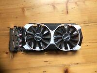 MSI Nvidia GeForce GTX 970 (error 43)