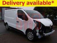 2016 Renault Trafic SL29 Business DCi 1.6 EX LEASE