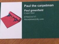 Carpet fitter sw2 London brixton/clapham/local area