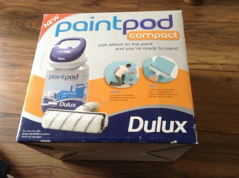 2 New Paintpod Compact (boxed)