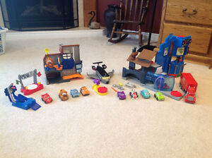 Disney's Cars Imaginext Playsets and Accessories by Fisher Price Sarnia Sarnia Area image 1