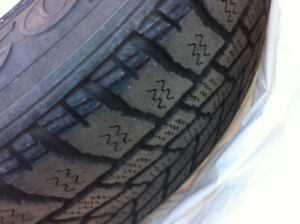"""14"""" Used Winter Tires - TOYO 185/65R14 for Honda Civic"""