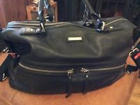 Storsak Caroline Leather Changing Bag *REDUCED*