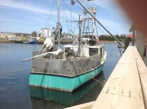 42ft Fishing Boat