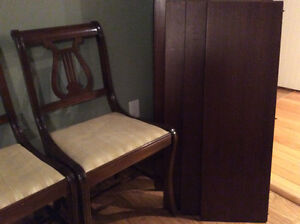 Antique table and chairs Peterborough Peterborough Area image 4