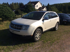 2008 Lincoln MKX Loaded SUV, Crossover