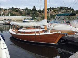 25' Friendship Sloop in Summerland
