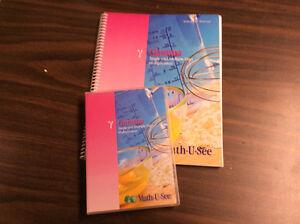 Homeschool Math U See curriculum