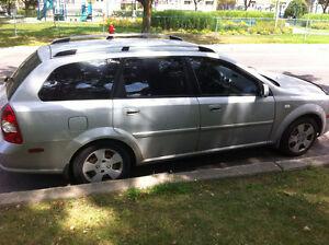 2006 Chevrolet Optra Familiale