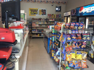 For sale convenience store