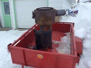 Pot de fournaise à l'huile Lac-Saint-Jean Saguenay-Lac-Saint-Jean image 1