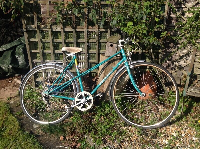 ladies peugeot riviera bicycle | in hereford, herefordshire | gumtree