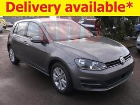 2017 Volkswagen Golf 1.4 TSi DSG 125PS DAMAGED ON DELIVERY