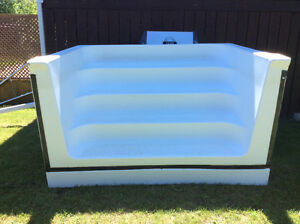 Fibreglass Pool Stairs